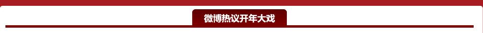 2010搜狐视频开年大戏