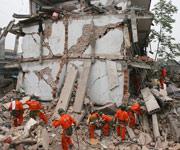 地震,紧急救援,视频