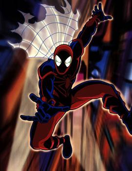 动画片蜘蛛侠在线观看