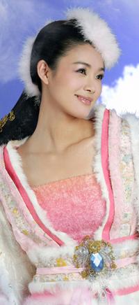 浙版《西游记》人物定妆照——白毛靓鼠