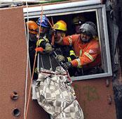 国际社会向智利提供资金援助和派遣救援人员